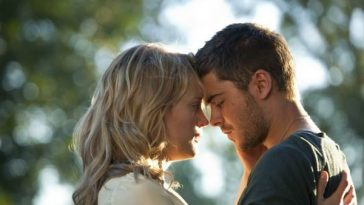 Zac Efron The Lucky One  Still 9