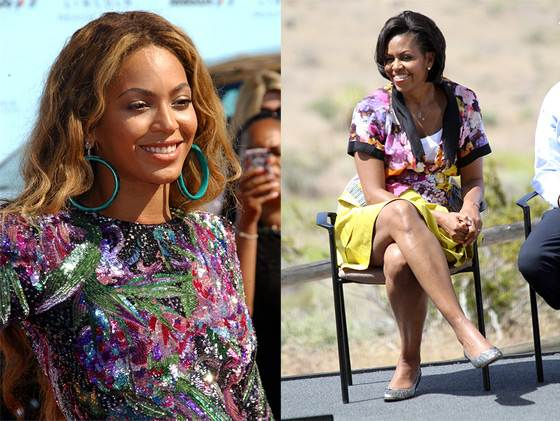 Beyonce und Michelle Obama Beyoncé: Offener Brief an Michelle Obama