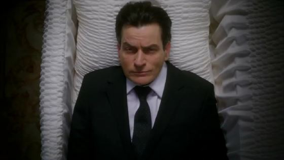 "Charlie Sheen Anger Managment Teaser Charlie Sheen: Tolle Quoten für ""Anger Management"""