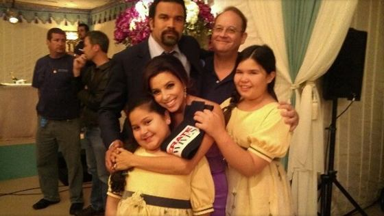 Desperate Housewives Abschied Familie Solis 1 Desperate Housewives: Eva Longoria sagt Bye Bye