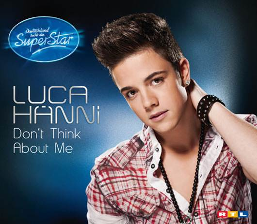 Luca Hänni Dont Think About Me Cover Luca Hänni verliert Platz 1 in den Singlecharts
