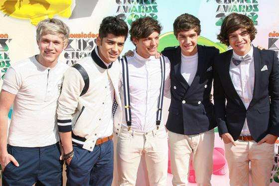 One Direction Kids Choice Awards 2012 One Direction: Autogrammstunde in Köln hinterlässt frustrierte Fans