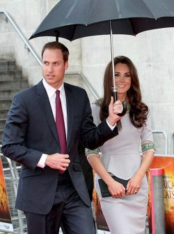 Prinz William Kate Middleton African Cats Premiere 2 250x335 Kate Middleton in Nacktskandal verwickelt?