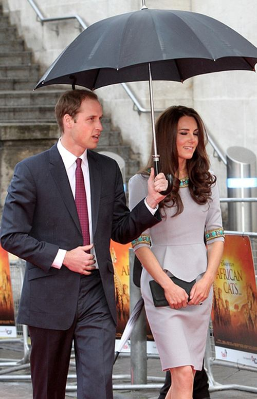 Prinz-William-Kate-Middleton-African-Cats-Premiere-4