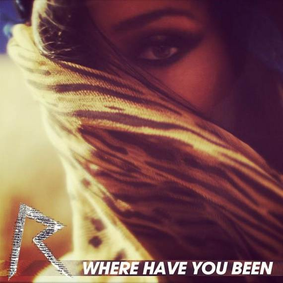 Rihanna-Where-Have-You-Been-Cover