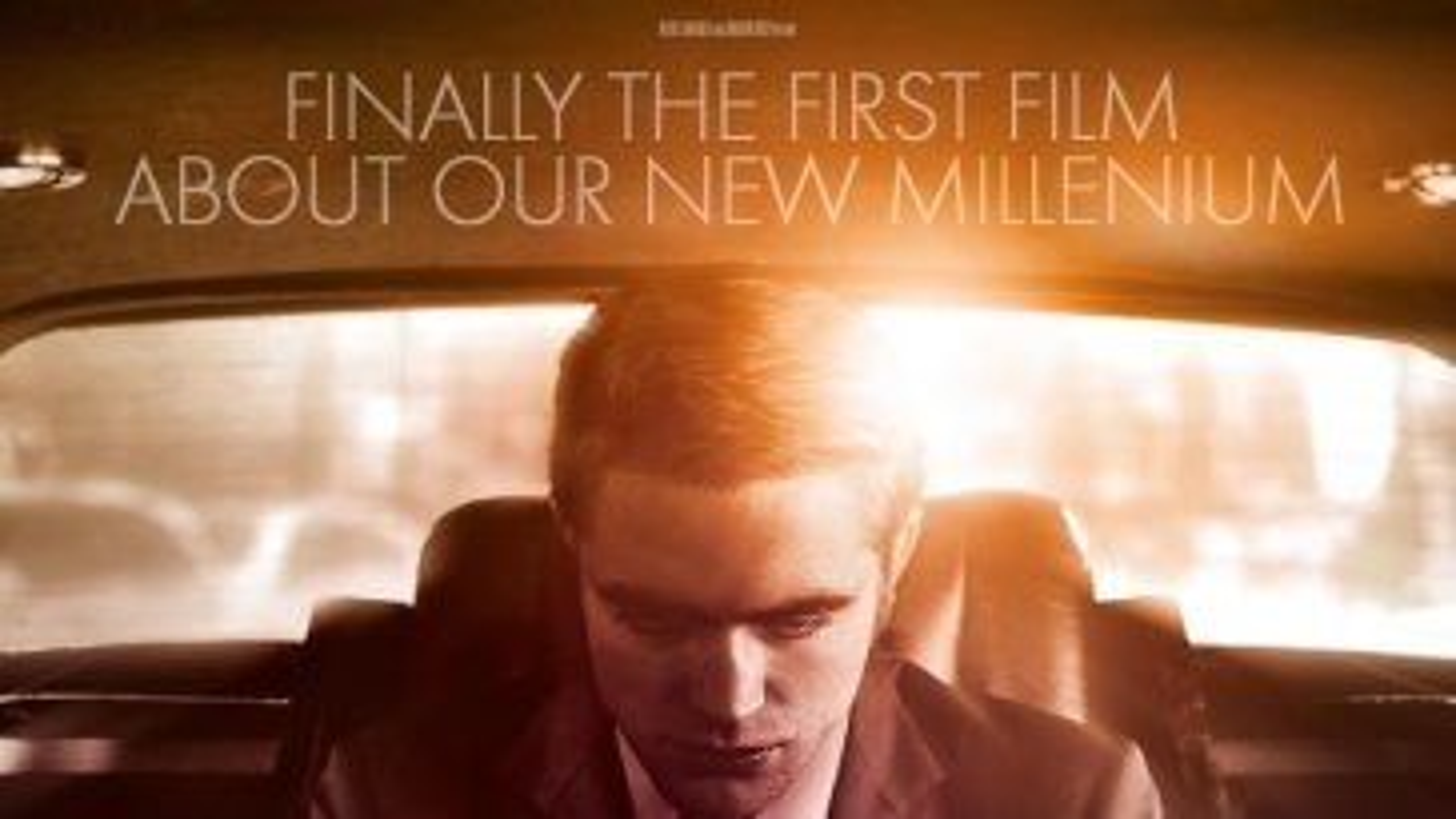 Robert Pattinson Cosmopolis Poster deutsch