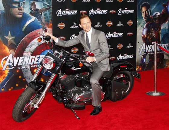 Tom Hiddleston Avengers Premiere 3 The Avengers: Bilder der Weltpremiere in Los Angeles!