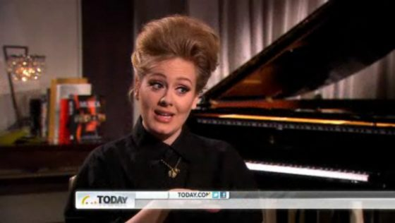 Adele-Interview-Today