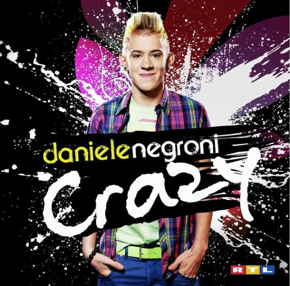 Daniele Negroni Crazy Album Cover