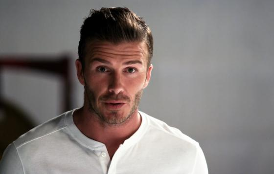 David Beckham Samsung Galaxy Note Werbespot David Beckham: Galaxy Note Werbespot!