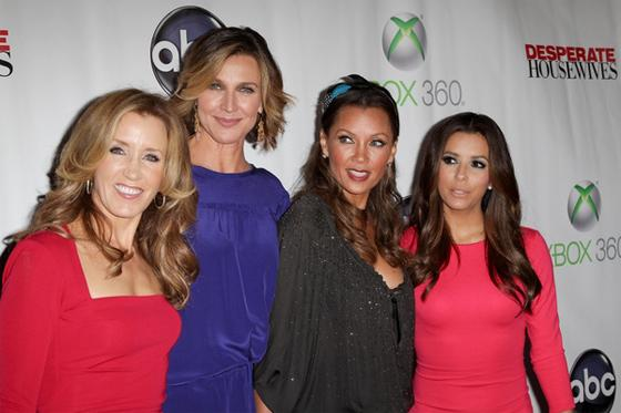 Desperate Housewives Cast Abschied 1 Desperate Housewives Serienfinale dominiert die US Quoten!