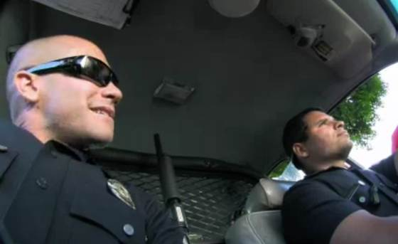 Jake Gyllenhaal End Of Watch Trailer Jake Gyllenhaal als Cop in End of Watch: Trailer!