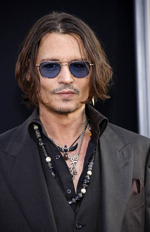 Johnny Depp Dark Shadows Premiere 4 Johnny Depp feierte mit Tokio Hotel & Aerosmith