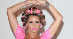 Katie-Price-Dessous-Launch-Vorschau