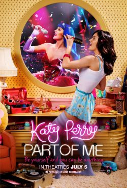 "Katy Perry Part Of Me Filmposter 250x370 Katy Perry: ""Part Of Me"" Filmposter"