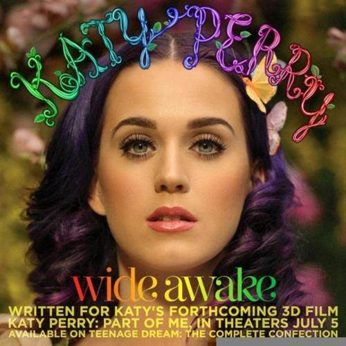 Katy Perry Wide Awake Cover Katy Perry: Wide Awake Musikvideo Trailer