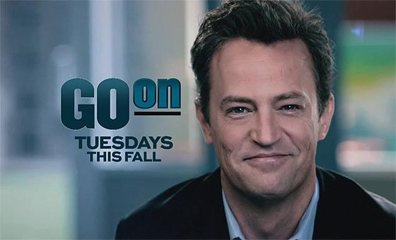 "Matthew Perry Go On Matthew Perry in ""Go On""   Erster Trailer"