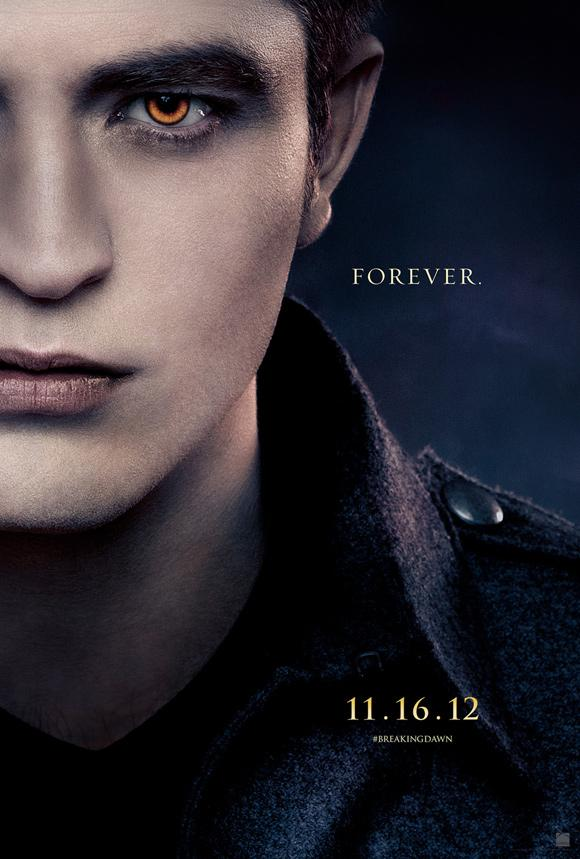"Robert Pattinson als Edward in ""Breaking Dawn 2"""