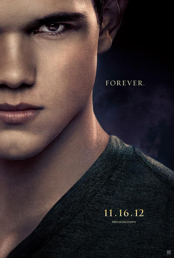 "Taylor Lautner als Jacob in ""Breaking Dawn 2"""