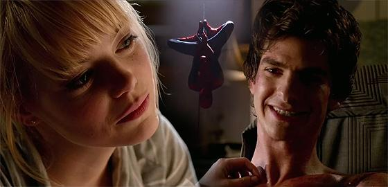 "The Amazing Spider Man Trailer ""The Amazing Spider Man"": Neuer Trailer mit Andrew Garfield und Emma Stone"