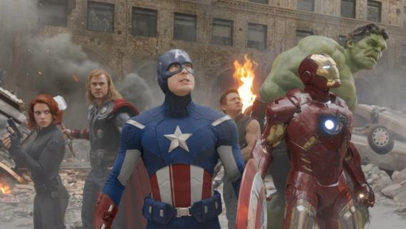 The Avengers Still Neu The Avengers dominieren weiter die US Kinocharts