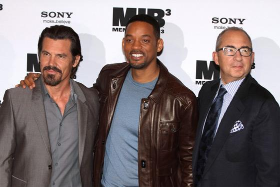 Will Smith Josh Brolin Men In Black Deutschland Photocall 2 Will Smith: Men in Black 3 Photocall in Berlin