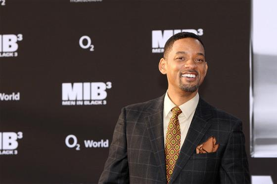 Will Smith Men In Black 3 Deutschlandpremiere 2 Will Smith: Mein Sperma ist echt gut