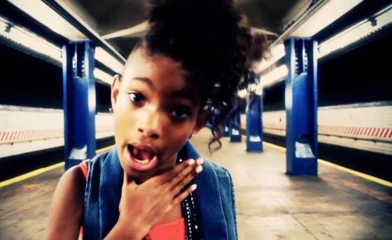 Willow Smith Do It Like Me Musikvideo Willow Smith   Do It Like Me (Rockstar) Musikvideo