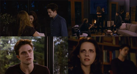 Breaking Dawn 2 Teaser Trailer 2 Breaking Dawn 2: Trailer Sneak Peek