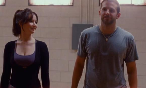 Jennifer Lawrence Bradley Cooper Silver Linings Playbook Jennifer Lawrence & Bradley Cooper: The Silver Linings Playbook Trailer
