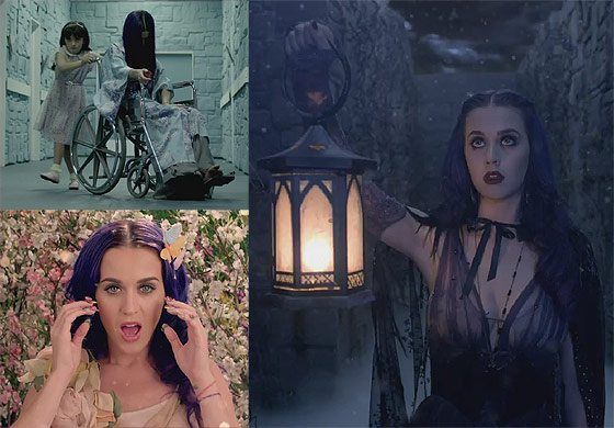 Katy Perry Wide Awake Musikvideo Katy Perry   Wide Awake Musikvideo