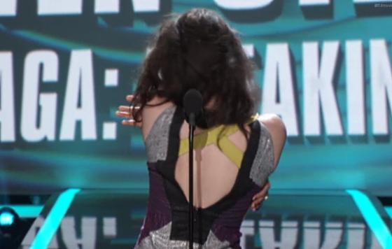 Kristen Stewart MTV Movie Awards 2012 Best Kiss Robert Pattinson: Keine Ahnung von Kristens Movie Awards Show