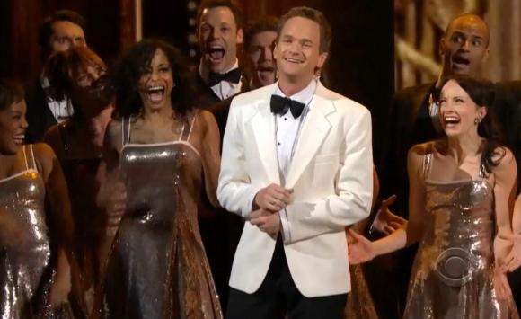 Neil Patrick Harris Tony Awards 2012 Opening Neil Patrick Harris: Grandioses Tony Awards Opening!