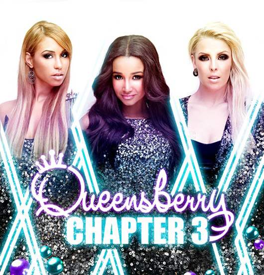 Queensberry Chapter 3 Cover