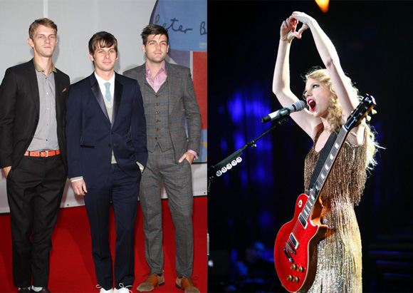 Taylor Swift Foster the People Taylor Swift: Duett mit Mark Foster