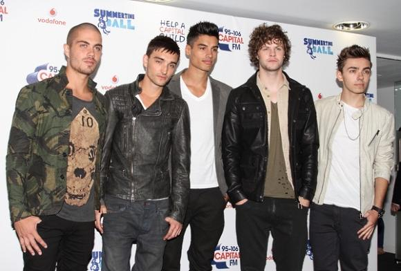 The Wanted Capital FM Summertime Ball 2012 The Wanted haben Mitleid mit Britney Spears