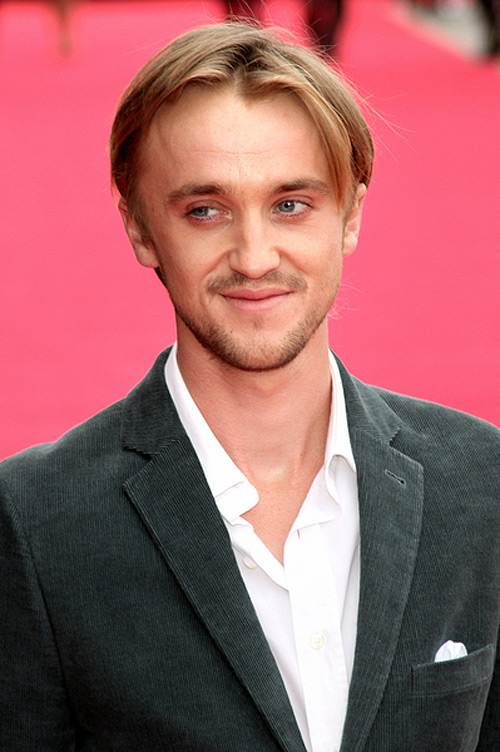 Tom Felton Making Of Harry Potter 2012 Tom Felton ist Hunger Games Fan!