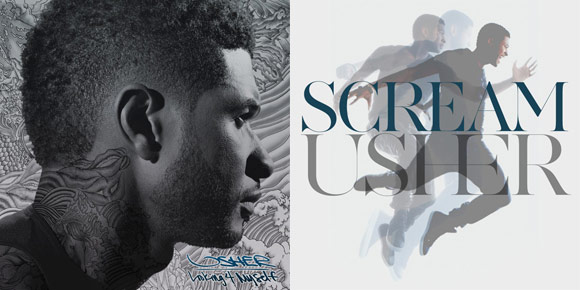 Usher Looking 4 Myself Scream Cover Usher: Neues Musikvideo Scream
