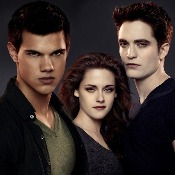 Breaking Dawn Jacob Bella Edward Poster Robert Pattinson & Kristen Stewart: Breaking Dawn 2 Stills