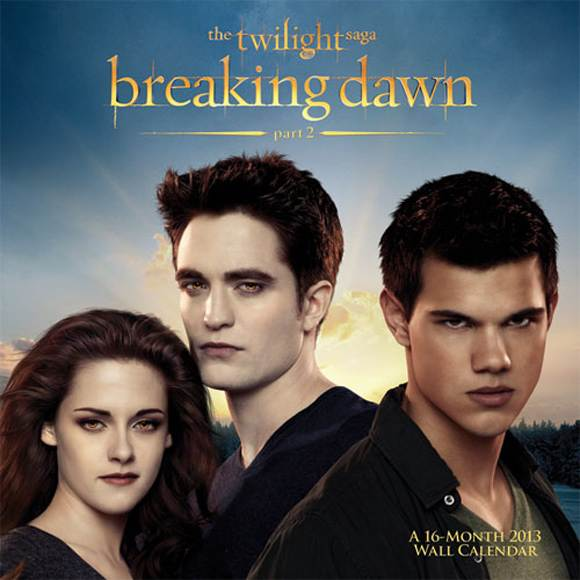 Breaking Dawn Kalender 2013 1 Breaking Dawn 2: Promobilder mit Edward, Bella & Jacob
