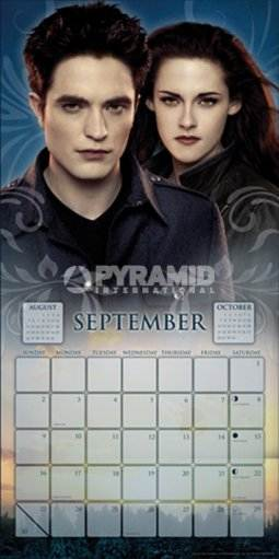 Breaking Dawn Kalender 2013 3