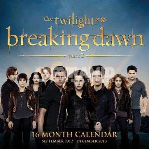 Breaking Dawn Kalender 2013 4