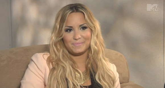 Demi Lovato MTV 10 On Top Demi Lovato: Wann veröffentlicht sie Shut Up and Love Me?