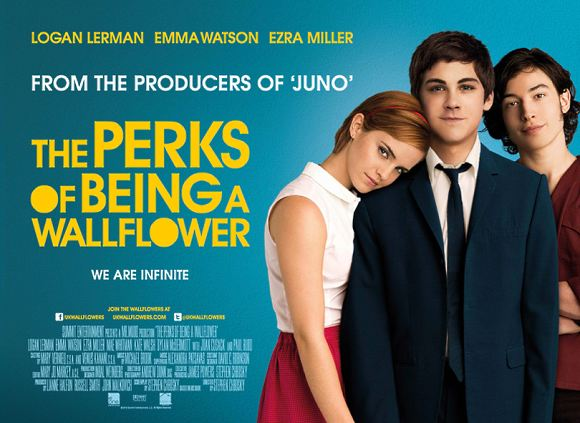 Emma Watson The Perks Of Being A Wallflower UK Poster Emma Watson: The Perks Of Being A Wallflower Poster