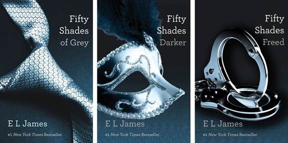 "Fifty Shades Of Grey Darker Freed ""Fifty Shades Of Grey"" Autorin E.L. James verdient $1 Million pro Woche"