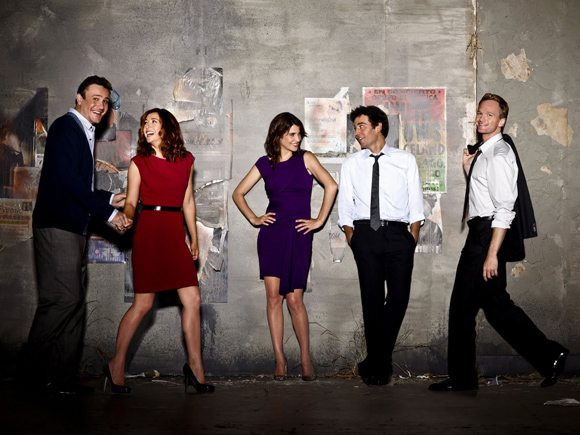 How I Met Your Mother Staffel 6 Cast Foto