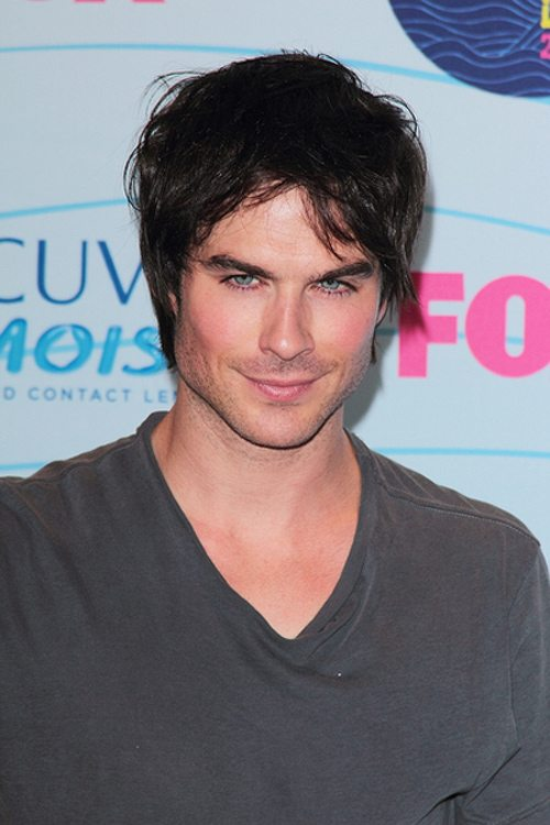 Ian Somerhalder Teen Choice Awards 2012 1 Ian Somerhalder: ISF Tierheim ist gerettet!