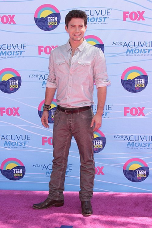 Jackson Rathbone bei den Teen Choice Awards 2012
