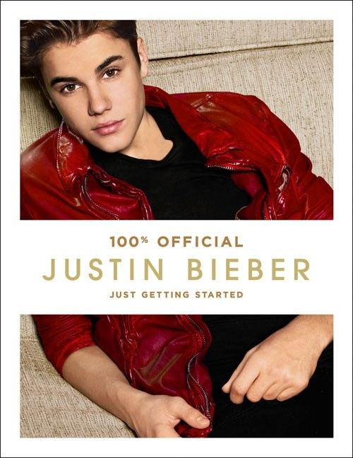 Justin Bieber Just Getting Started Justin Bieber: Just Getting Started Buch Cover