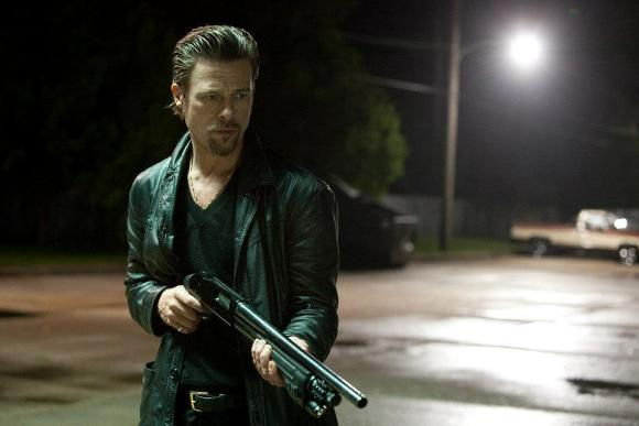 "Brad Pitt in ""Killing Them Softly"""